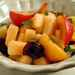 Summer Fruit Salad with Lemon-and-Honey Syrup Recipe