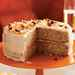 Banana Layer Cake with Cream Cheese Frosting Recipe