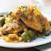 Chicken with Green Olives Recipe