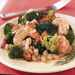 Shrimp Salad with White Beans, Broccoli, and Toasted Garlic Recipe