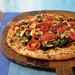 Ratatouille Pizza with Chicken Recipe