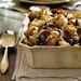 Herbed Bread Stuffing with Mushrooms and Sausage Recipe