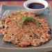 Shredded Carrot-Ginger Pancakes with Asian Dipping Sauce Recipe