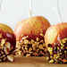 Granola and Rosemary Cider Caramel Apples Recipe