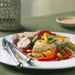 Oven-roasted Striped Bass with Peppers Recipe