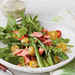 Grilled Salmon-and-Asparagus Salad