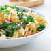 Pasta with Wilted Kale and Caramelized Onions Recipe