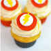 The Flash Cupcakes