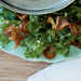 Shredded Kale Salad with Bacon and Dates Recipe