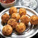 Rice and Ham Croquettes with Tomato Sauce Recipe