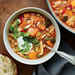 Tex-Mex Chicken Chili with Lime Recipe
