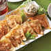 Buffalo Chicken Pot Stickers Recipe