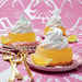 Lemon Cupcakes with Lavender Frosting Recipe