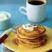 Pumpkin-Ginger Pancakes with Ginger Butter Recipe
