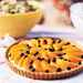 Blueberry-Peach Tart Recipe
