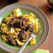 Beef Daube with Shallots and Dried Porcini Recipe