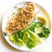 Trout with Pumpkin Seed-Sage Gremolata Recipe