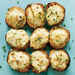 Lemon-Caper Parmesan Potato Salad Bites