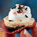 Mini Peppermint and Chocolate Chip Cheesecakes Recipe