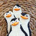 Penguins of Madagascar Cookies