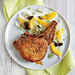 Pork Chops with Fennel, Orange, and Olive Salad Recipe