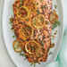 Roasted Salmon with Thyme and Honey-Mustard Glaze Recipe