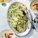 Shaved Asparagus and Fennel Salad with Meyer Lemon Dressing Recipe