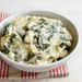 Spinach-Feta Mashed Potatoes