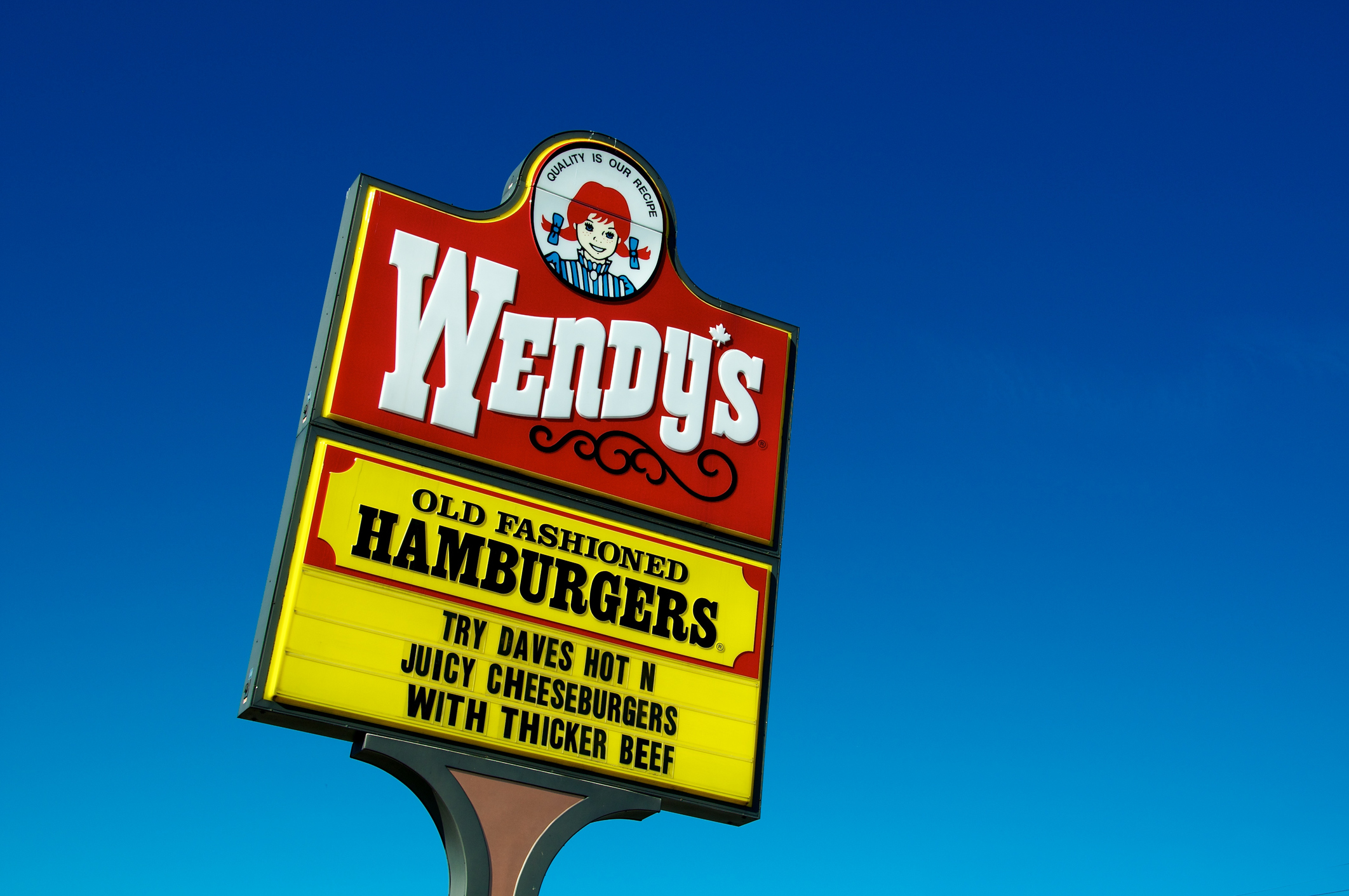 Wendy's Wants to Give You Free Bacon Cheeseburgers for a Week