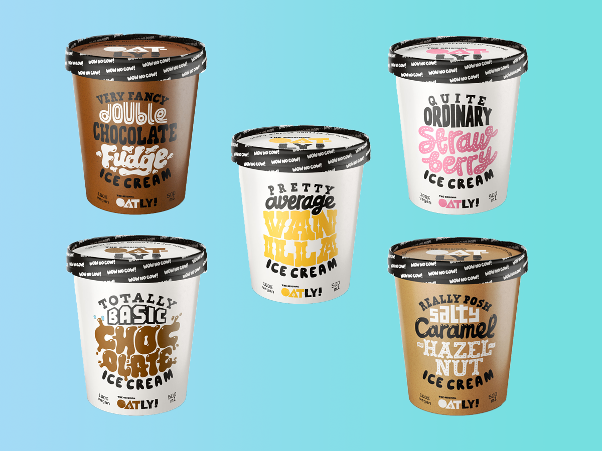 Is the World Ready for Oat Milk Ice Cream? Oatly Is Betting Yes