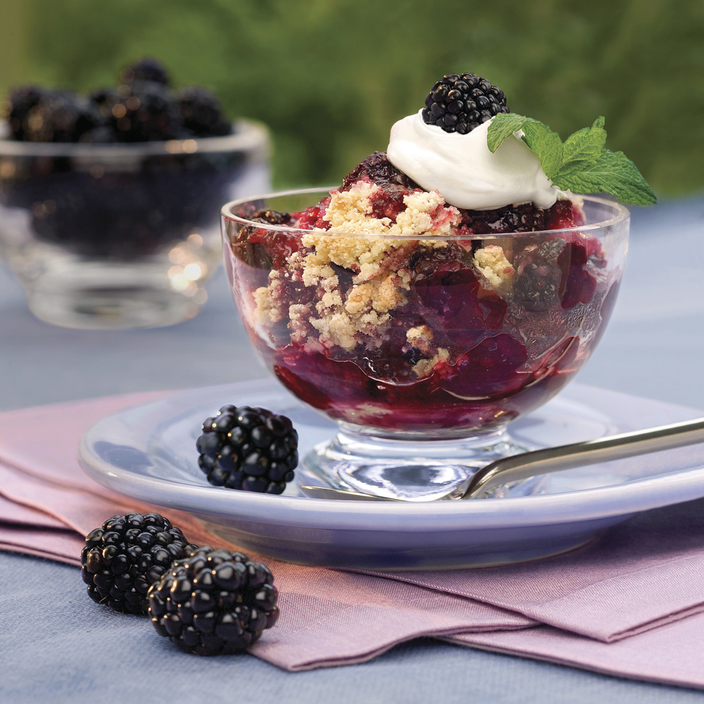 Easy Blackberry Cobbler Recipe Myrecipes
