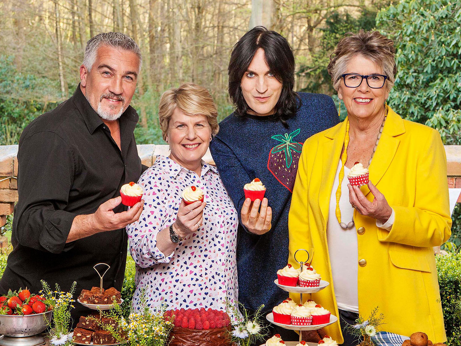 The New 'Great British Bake Off' Trailer Features Cookie Monster and a Beatles Soundtrack