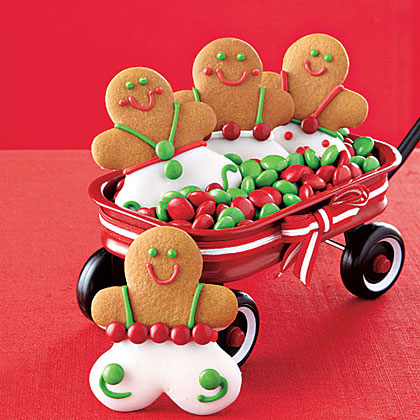 Dress Up Your Gingerbread