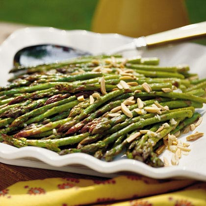 cooking asparagus in the oven oven roasted asparagus recipe myrecipes 12547
