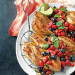Grilled Triggerfish