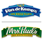 Van de Kamp's® and Mrs. Paul's®