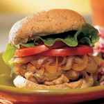 Quick-and-Easy Turkey Burgers
