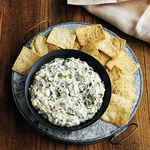 Cheesy-Spinach Crab Dip