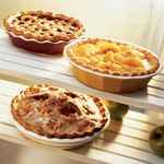 Rock Creek Lake Fresh Peach Pie