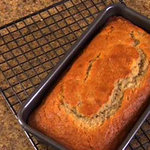 Making a Quick Bread Loaf