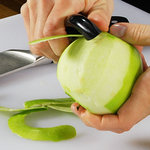 Peeling, Coring, and Chopping an Apple