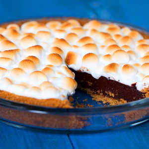 How to Make S'more Pie