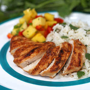 <p>Hawaiian Chicken</p>