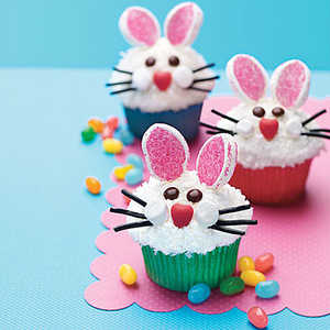 Too-Cute Easy Easter Bunny Treats