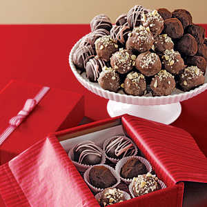 Classic Chocolate Truffles Recipe