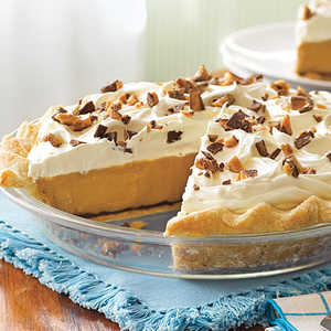 Butterscotch-Pudding Pie Recipe | MyRecipes.com