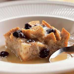 New Orleans Bread Pudding with Bourbon SauceRecipe