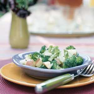 Broccoli and Apple SaladRecipe