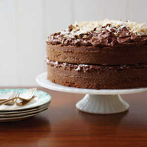 German Chocolate Cake Recipe