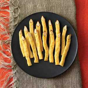 Cheddar Witch's Fingers Recipe